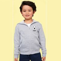 Le Sweat zippé Enfant